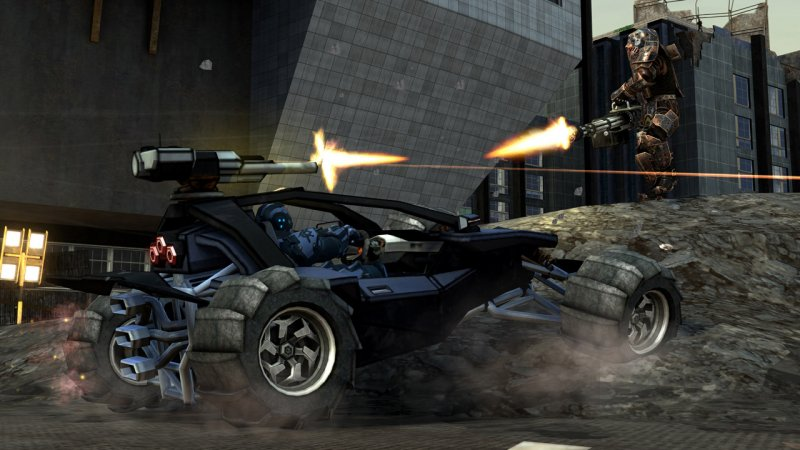 Crackdown 2: primo gameplay dal multiplayer