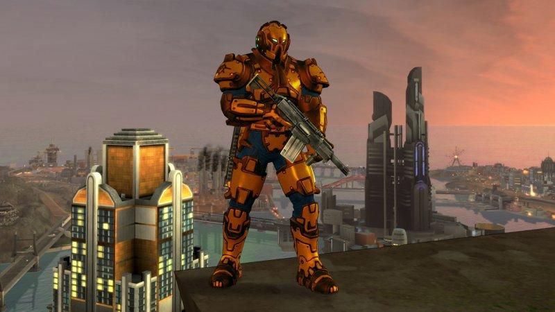 Alcuni premi per gli avatar svelano i primi DLC di Crackdown 2