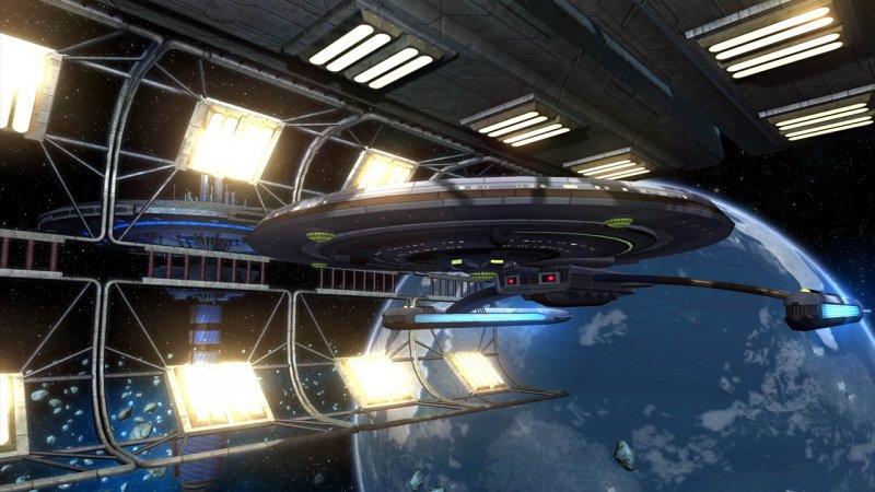 Star Trek Online: vita a bordo in arrivo