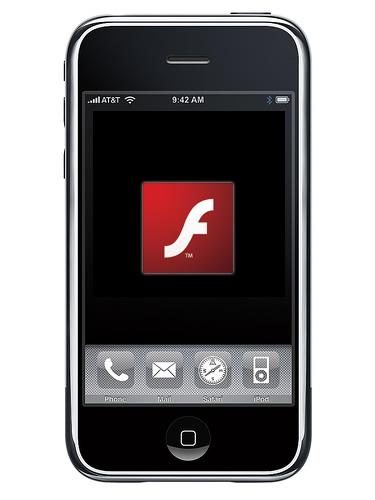 Apple ed Adobe fanno pace: arriva iFlash?