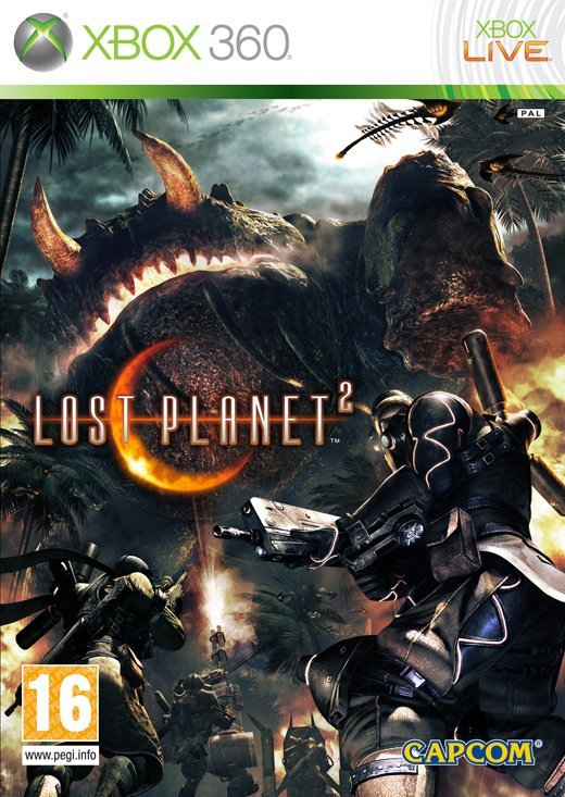 Lost Planet 2: rivelata la copertina europea