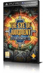 The Eye of Judgment: Legends per PlayStation Portable