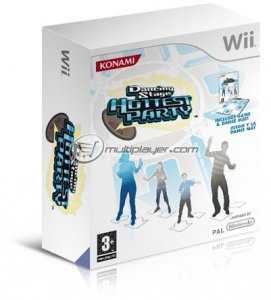 Dancing Stage Hottest Party per Nintendo Wii