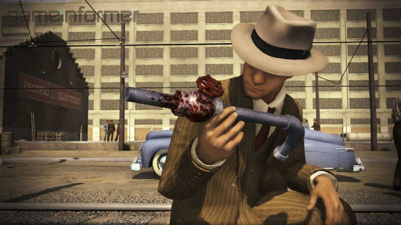 Rockstar: LA Noire sarà un'avventura particolare
