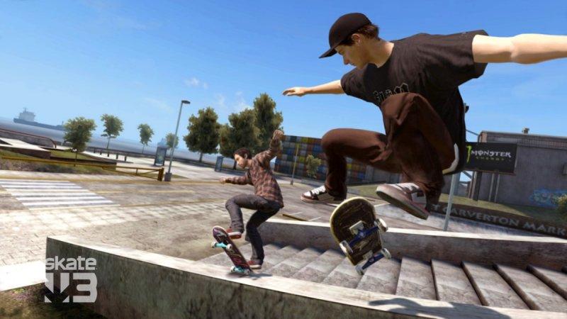 Un video gameplay dalla demo di Skate 3
