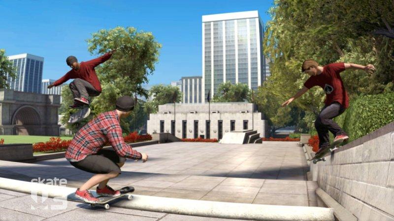 Nuove immagini per Skate 3
