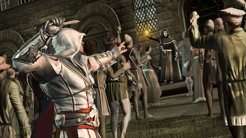 Data e immagini per Assassin's Creed II: il Falò delle Vanità