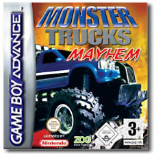 Monster Trucks Mayhem per Game Boy Advance