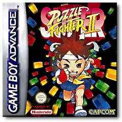 Super Puzzle Fighter II per Game Boy Advance