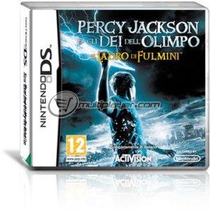 Percy Jackson e Gli Dei dell'Olimpo: Il Ladro di Fulmini per Nintendo DS