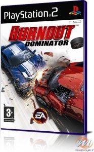 Burnout Dominator per PlayStation 2