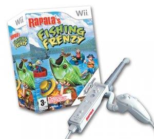 Rapala Fishing Frenzy 2009 per Nintendo Wii