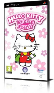 Hello Kitty Puzzle Party per PlayStation Portable