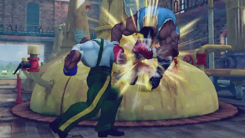 Ancora costumi per Super Street Fighter IV