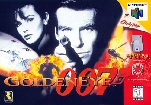 Il multiplayer di GoldenEye in Perfect Dark