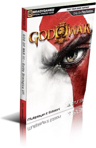 M.it pubblica la guida strategica e il romanzo di God of War III