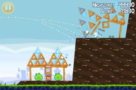 Angry Birds presto anche per PS3, DS e PSP