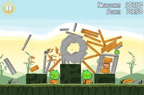 Una serie animata su Angry Birds in produzione