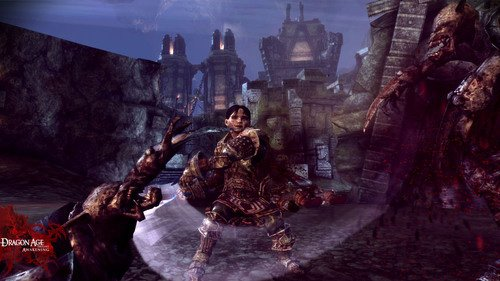 Dragon Age: Origins svela il personaggio Sigrun di Awakening