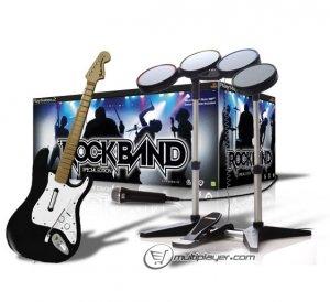 Rock Band per PlayStation 2