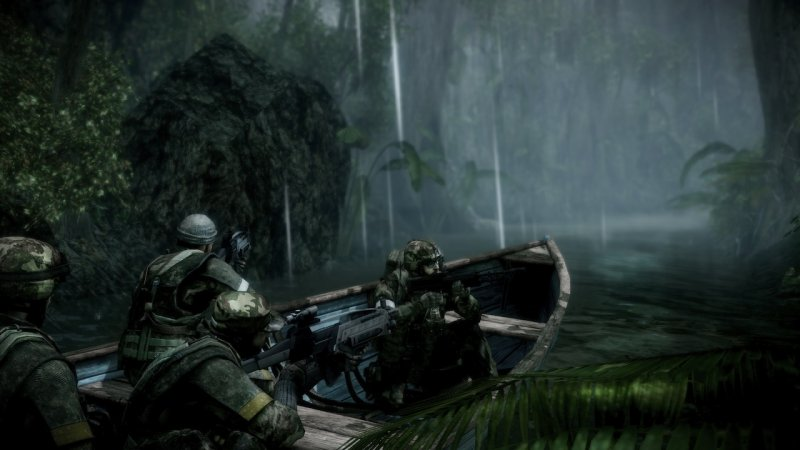 3D Vision e DirectX 11 a supporto di Battlefield: Bad Company 2