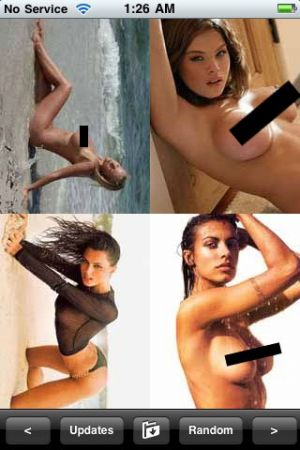 Sul perchè della politica anti-bikini di Apple