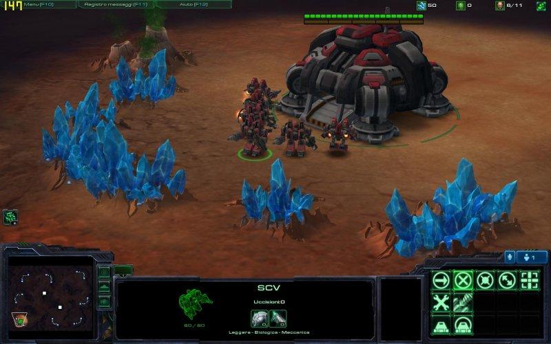 StarCraft II punta ancora a metà 2010