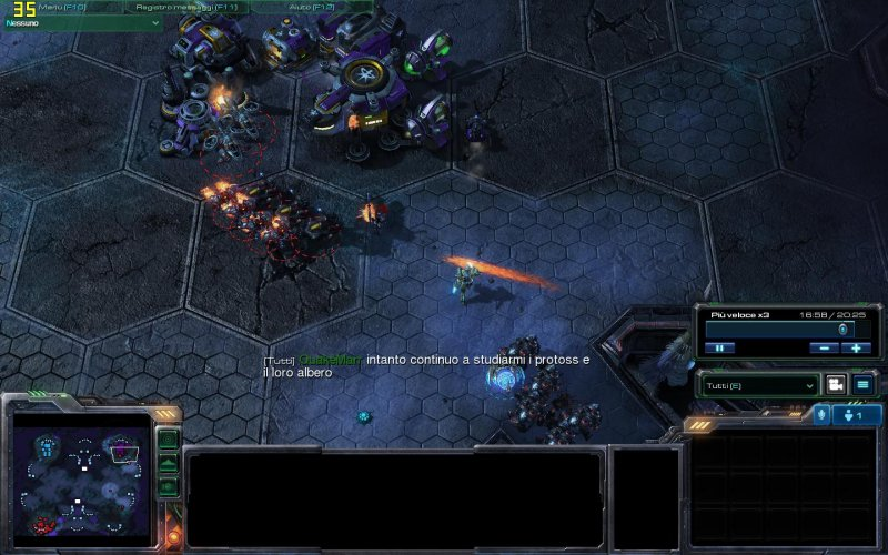 Nessun piano su micro-transazioni per Starcraft II