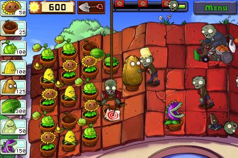 Un importante aggiornamento per Plants Vs. Zombies