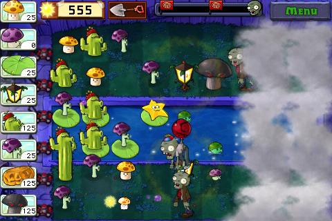 Plants vs Zombies conquista l'iPhone