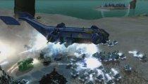 Supreme Commander 2 - Gameplay del Gunship