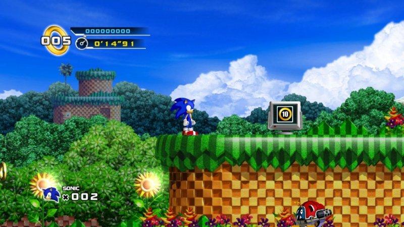 Nuovi sconti su Xbox Live: a tutto Sonic