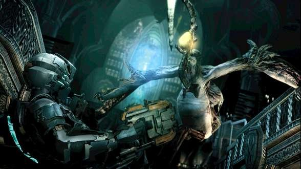 Primo gameplay per Dead Space 2