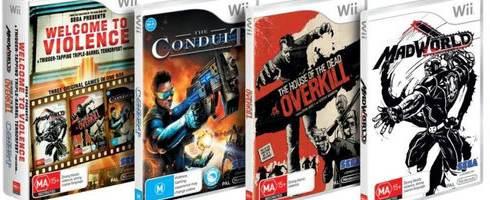 """Triplo pacchetto """"Mature"""" per Wii in Australia"""