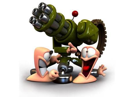 Un nuovo Worms da Team 17