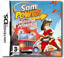 Sam Power: Missione Pompiere per Nintendo DS