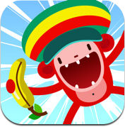 Rasta Monkey per iPhone