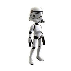 Accessori e costumi di Star Wars per gli avatar di Xbox Live