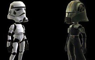 Un kit di Star Wars a disposizione per gli avatar di Xbox Live