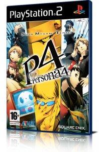 Shin Megami Tensei: Persona 4 per PlayStation 2