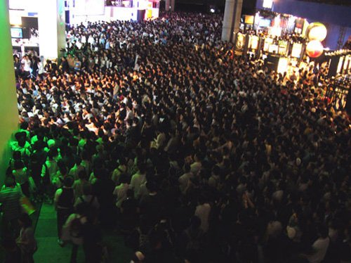 Le date del Tokyo Game Show 2010