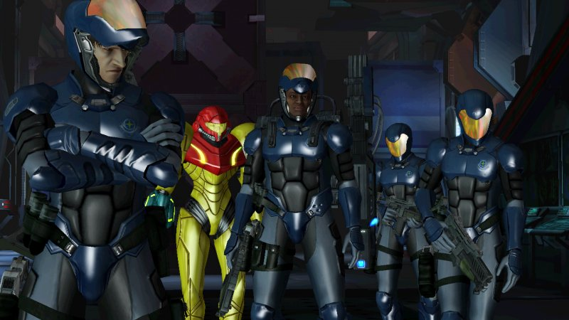 Metroid: Other M in un gameplay esclusivo
