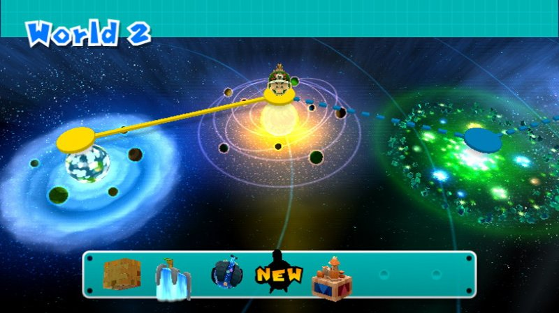 Un tutorial in DVD per Super Mario Galaxy 2
