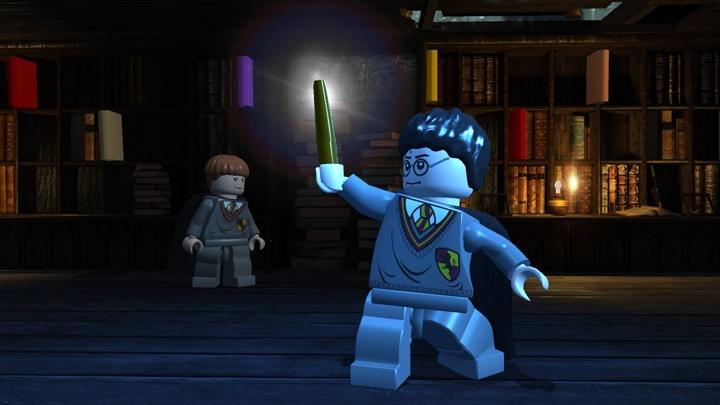 Un incantesimo di LEGO