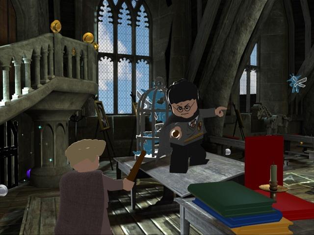 LEGO Harry Potter in cima alla classifica britannica