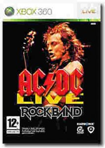 AC/DC Live: Rock Band Track Pack per Xbox 360