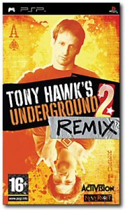Tony Hawks Underground 2 Remix per PlayStation Portable