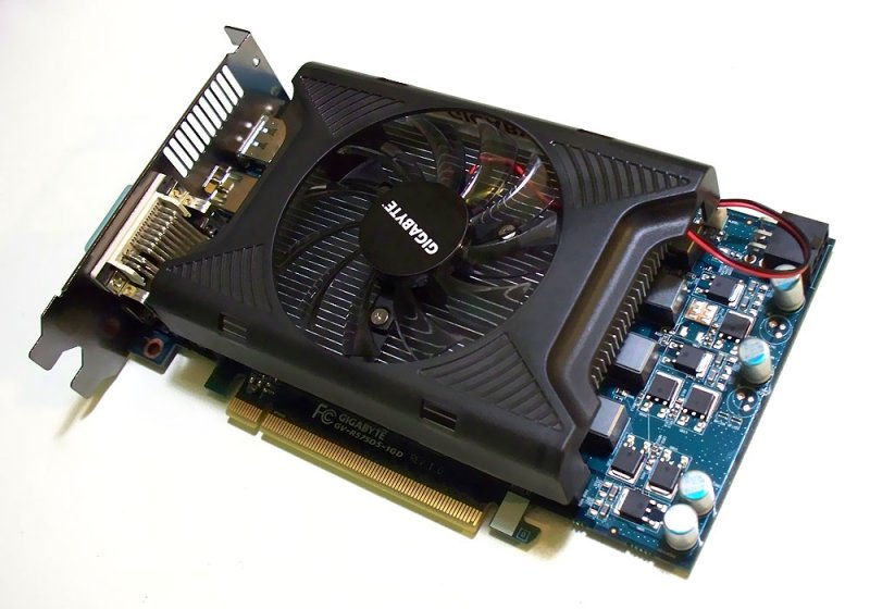 Gigabyte ATI Radeon HD 5750