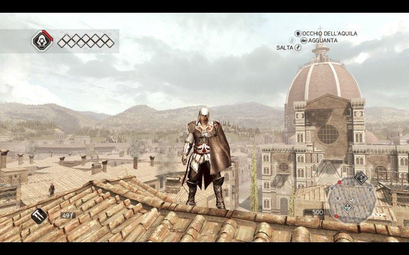 La seconda vita di Ezio