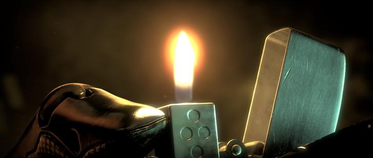 Un accendino per Deus Ex 3